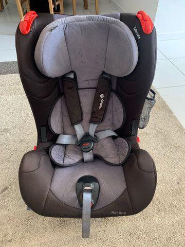 Cadeira bebê carro reclinável safety
