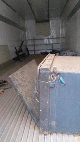 Baú frigorífico 16 pallets 2011 - Foto 4