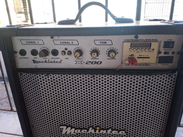 Caixa amplificado machintec auto falante de 10 ZAP 988-540-491 - Foto 6