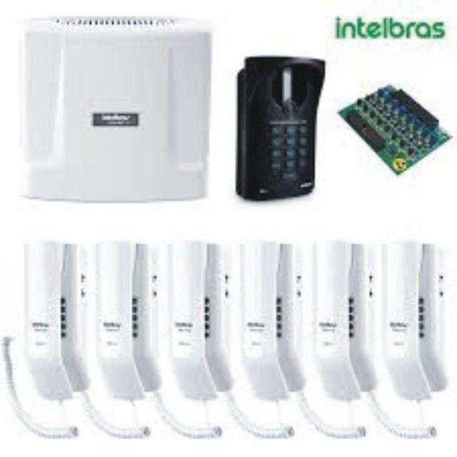 Interfone - Cftv - Câmeras - Condominio