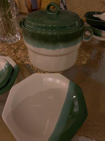 Jogo de Jantar Cerâmica  - Foto 4