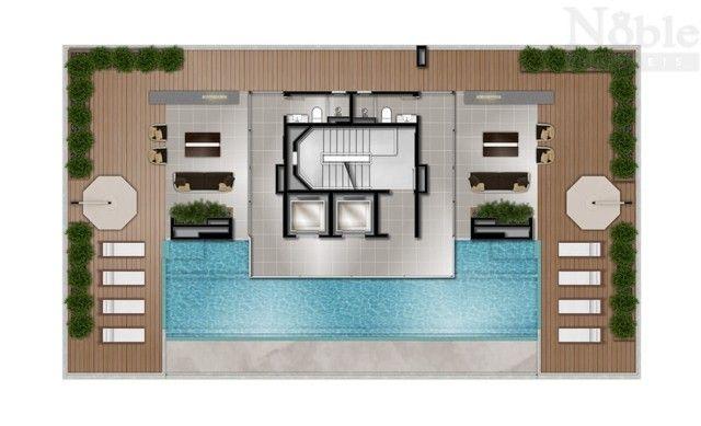 Apartamento alto padrão na Silva Jardim - Foto 12