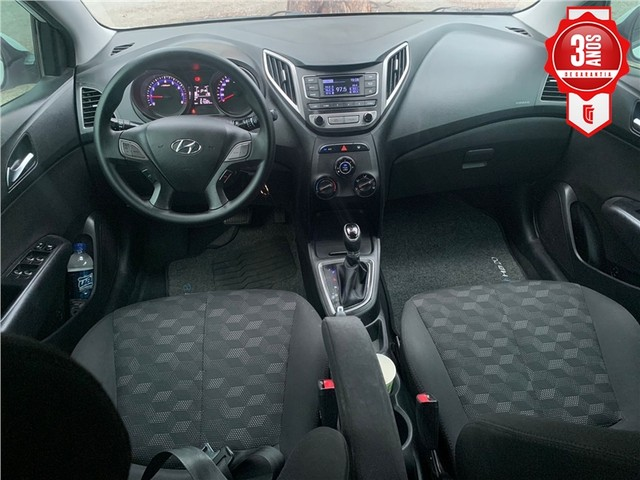 Hyundai Hb20 2016 1.6 comfort plus 16v flex 4p automático - Foto 2