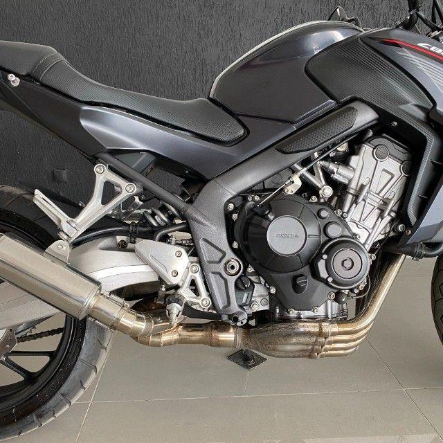 Honda CB 650F 2014/2015 - Foto 14