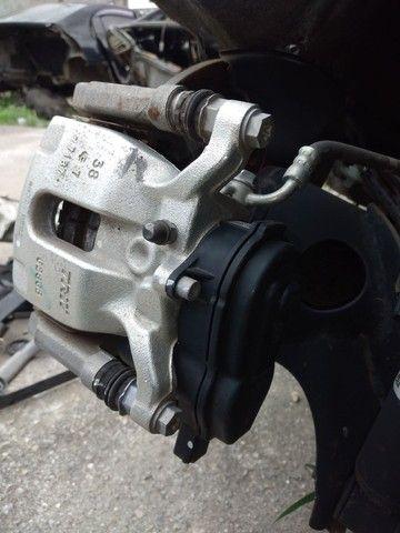 Pinça de freio traseira esquerda Honda HR-V 2018 - Foto 2