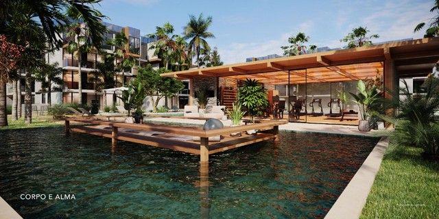 GN- Lançamento beira mar Muro Alto, 2 suítes com rooftop e piscina privativa - Foto 16