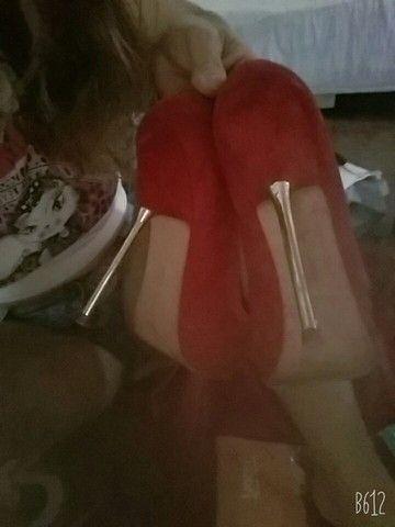 Sapato Sara woman, clássicos 45$ numeração 36/37 - Foto 2