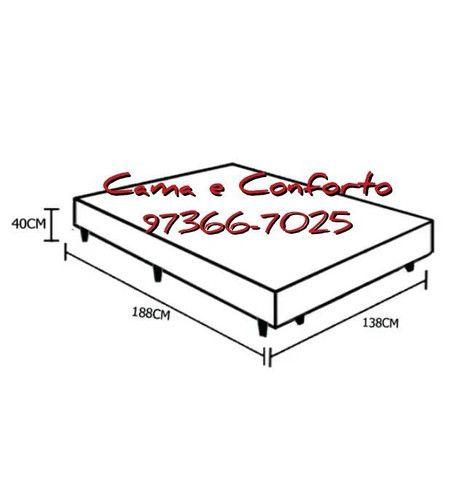 ENTREGA GRÁTIS!!! CAMA BOX A PARTIR DE $249,90!!! - Foto 6