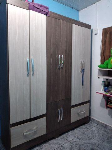 Guarda roupas 6 portas - Foto 4