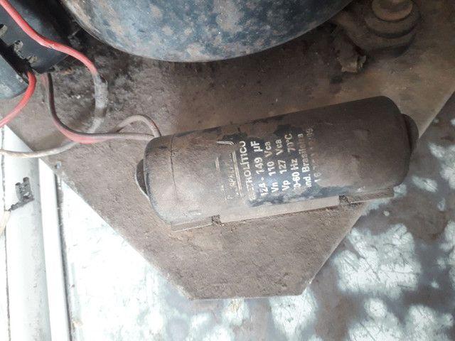 Compressor elgin TCA-1022 / termostato / 4 prateleira de refrigerador   - Foto 6