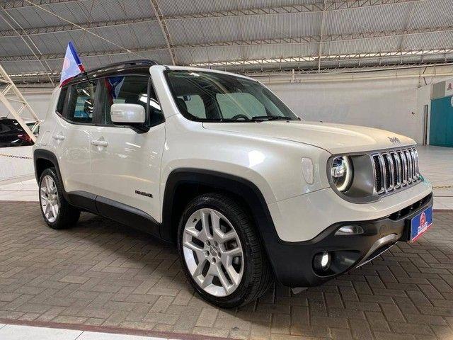 RENEGADE 2018/2019 1.8 16V FLEX LIMITED 4P AUTOMÁTICO