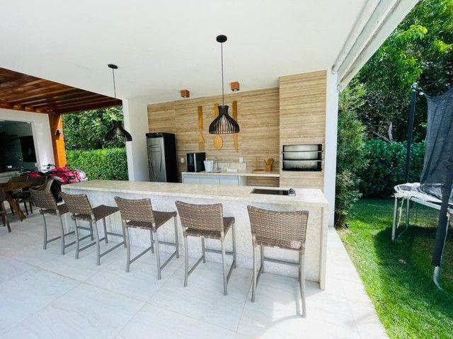 Casa de condomínio para venda possui 450000 metros quadrados com 5 quartos - Foto 3