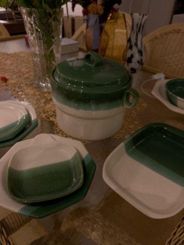 Jogo de Jantar Cerâmica  - Foto 6