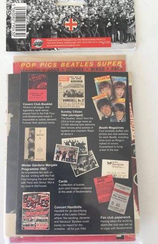 O pacote de réplicas dos Beatles. - Foto 2
