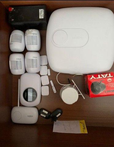 Vendo alarme com monitoramento pelo celular