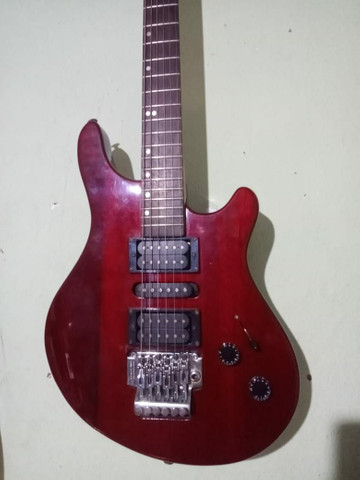 Guitarra washburn Top RARIDADE
