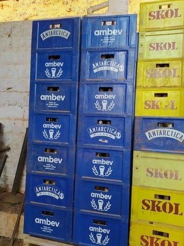 Caixa ambev garrafas 1L, 600ml e 300ml - Foto 2