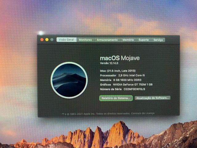 iMac (21.5-inch, Late 2013) - Foto 2