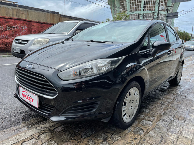 New Fiesta SE 1.5 2015 Completo Unico Dono