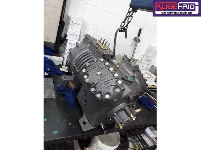 6F50.2 Bitzer - Compressor Remanufaturado - Foto 3