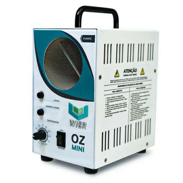 Gerador de Ozônio WIER Mini - Foto 2