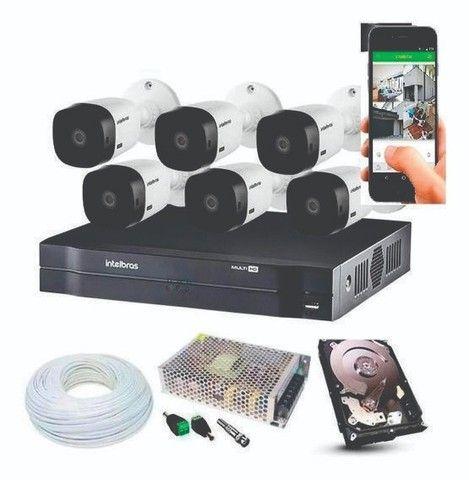 Interfone - Cftv - Câmeras - Condominio - Foto 4