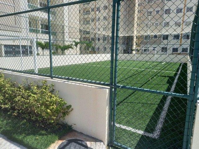 Lindo apartamento para aluguel com 45m² com 2/4 em Centro - Lauro de Freitas - BA - Foto 8