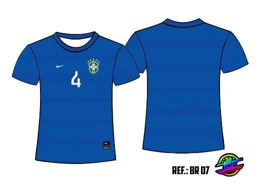 Camisetas Brasil  - Foto 3