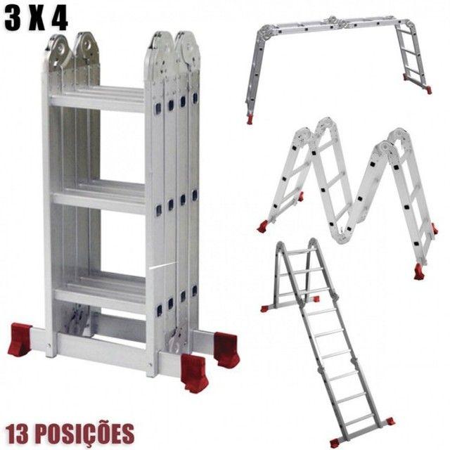 Escada Articulada Botafogo - Foto 2