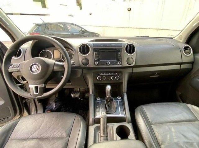 VW Amarok highline 2.0 biTurbo 2012 muito conservado.  - Foto 5