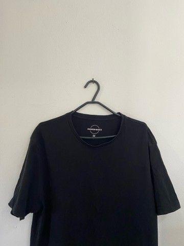 4 Camisas Básicas: RENNER TAM: M - Foto 6