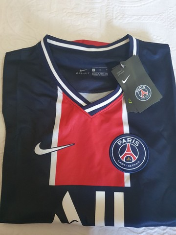 Camisa PSG Home 2021- Masculino