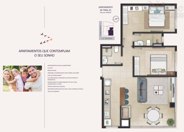 Apartamento novo - Foto 4