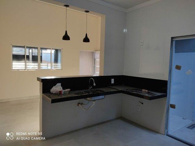 Casa Térrea no residencial Nova Veneza  - Foto 3