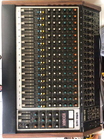 Mesa de som analógica VOXMAN