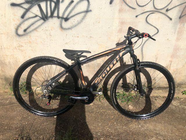 Bike aro 29 perfeito estado  - Foto 4