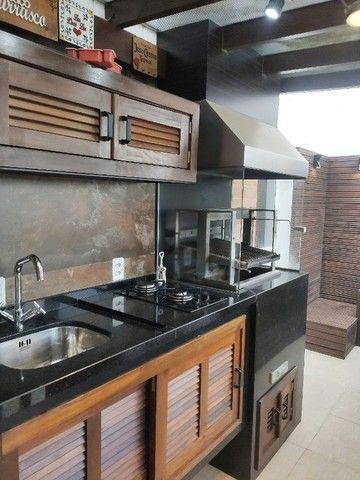 Permuto - Duplex Cobertura no bairro de alto padrão - 140 m² - Foto 16