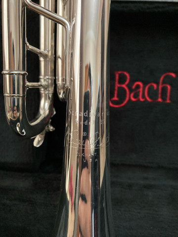 Trompete Vicent Bach 37 Profissional - Foto 6
