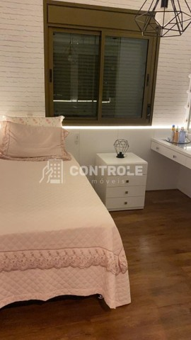 (R.O)Apartamento com 03 dormitórios, 02 vagas no Balneário do Estreito em Florianópolis. - Foto 10