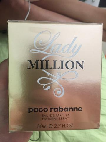 Perfume Lady Million 80ml LACRADO