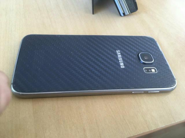 Vendo Galaxy S6 Flat celular Top