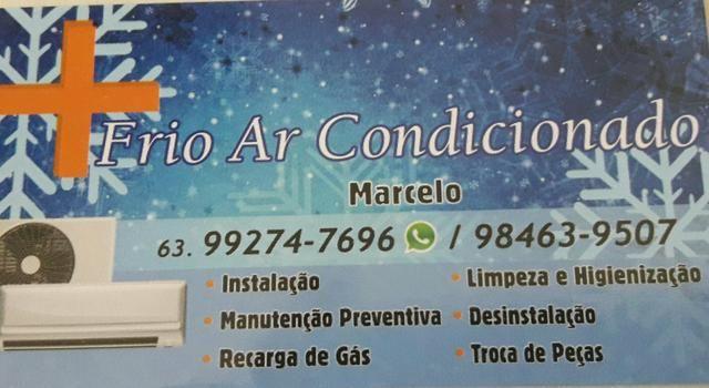 + frio ar condicionado