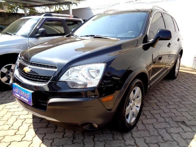 Gm   Chevrolet Captiva Sport 2.4 4p 2012 Auomatico