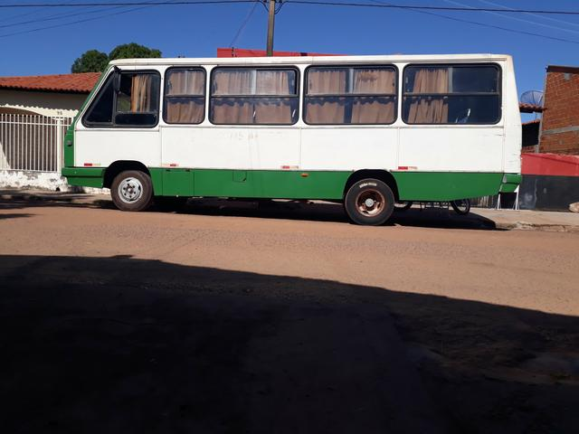 Micro Onibus Volks 7.90