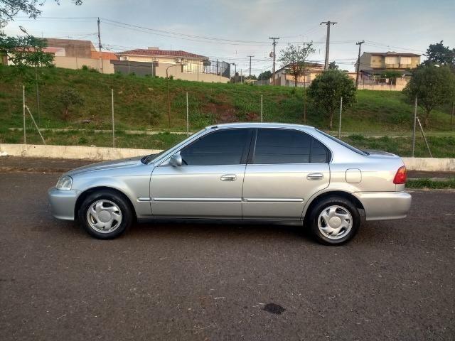 Beautiful Honda Civic 99 Ex Completo Tudo Novo   1999