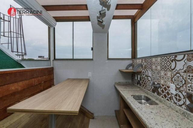 Sala à venda, 33 m² por r$ 138.000 - chácara das pedras - porto alegre/rs - Foto 9