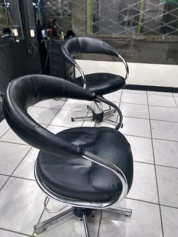 2 carrinhos 2 cadeiras