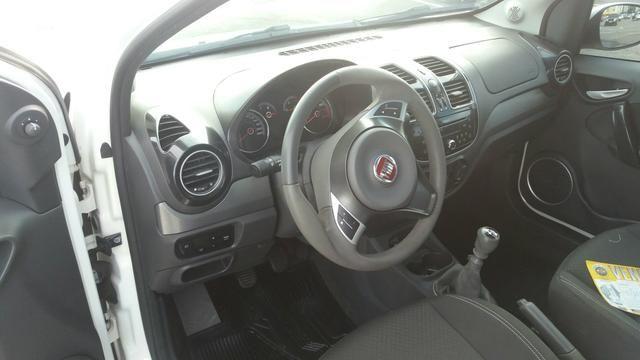 Fiat Grand Siena attractive 1.4 unica dona
