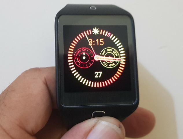 7b4e9cbb597 Smartwatch Samsung Gear S2 Neo Bluetooth