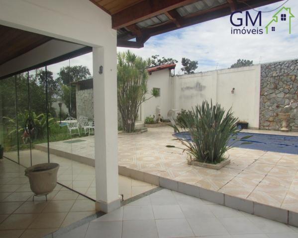 Casa de condomínio para alugar com 5 dormitórios cod:GM1390 - Foto 10